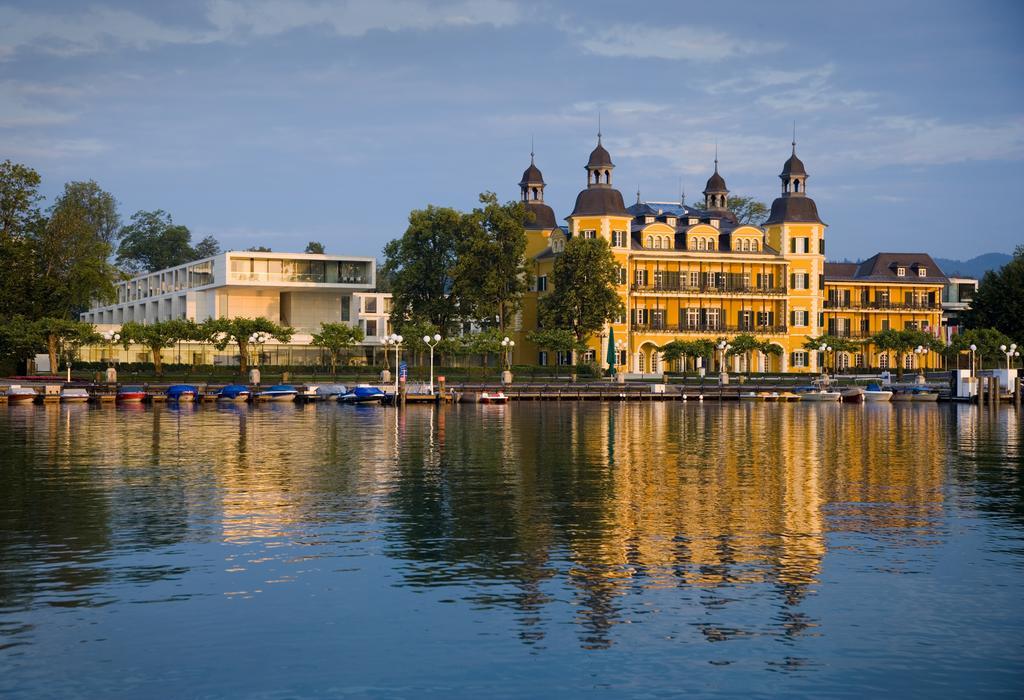 Flitterwochenhotels-Herzlich Willkommen-im Falkensteiner Schlosshotel Velden – The Leading Hotels of the World
